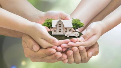 Fastigheter och boende