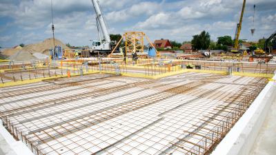 Bygg- och anläggningsverksamhet