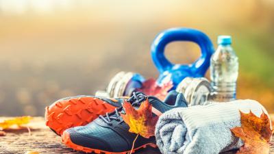 Gym och fritidsanläggningar