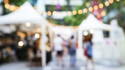 Evenemang, marknad och festival