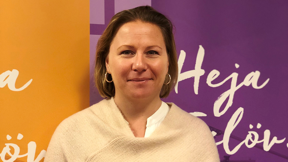 Susanna Karlsson är inköps- och upphandlingschef i Eslövs kommun.