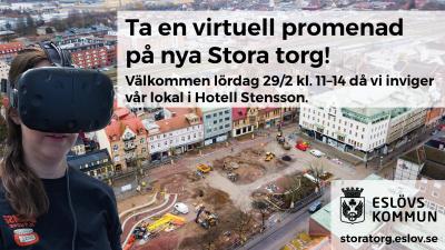 Vi öppnar lokal i Hotell Stensson