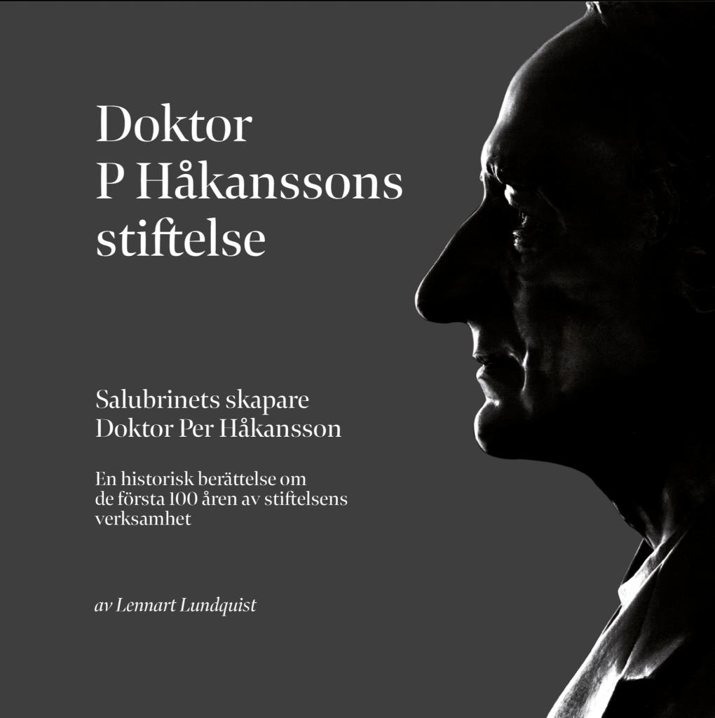 Hälsoseminariet är öppet för alla, men de 400 först anmälda kommer att få den nyutkomna boken om Dr P Håkansson som Stiftelsen tagit fram.