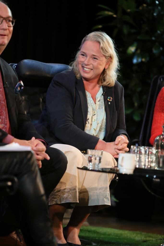 Åsa Simonsson, tillväxtchef i Eslövs kommun