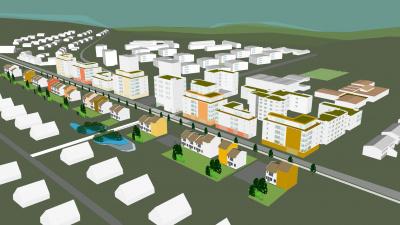 Med sikte på Sallerup 2.0, planprogram