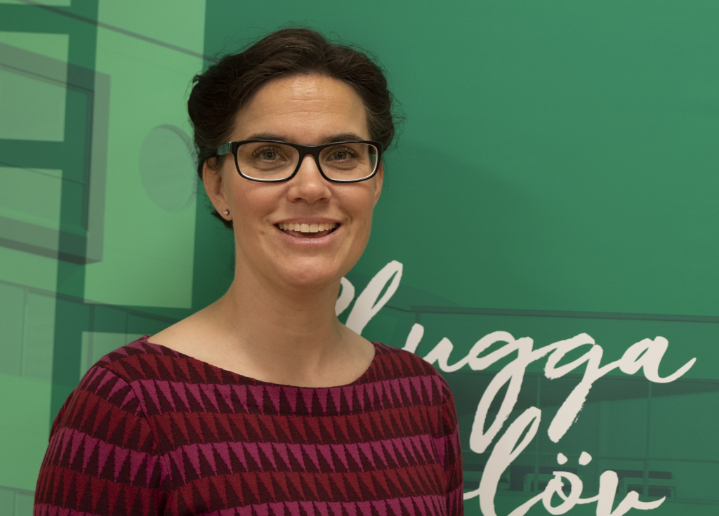 Införandet av e-handelssystemet som helhet har skapat bättre rättssäkerhet för både beställare och leverantörer och en högre korrekthet när det gäller kontering och effektivisering, säger Johanna Löthberg.