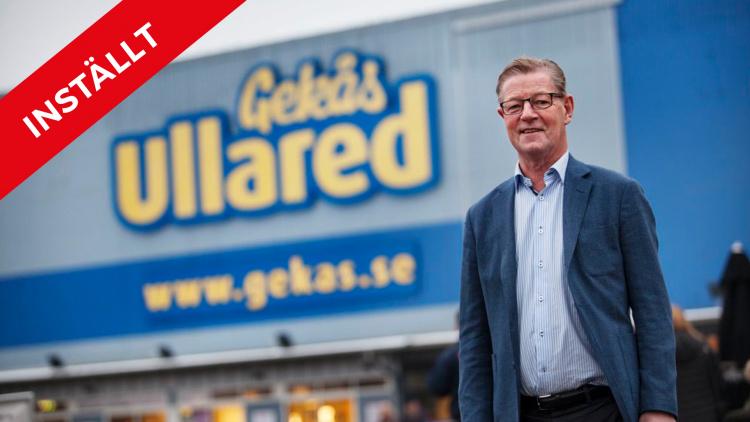 INSTÄLLT! Näringslivsfrukost 3 april – Boris Lennerhov om Gekås i Ullareds resa