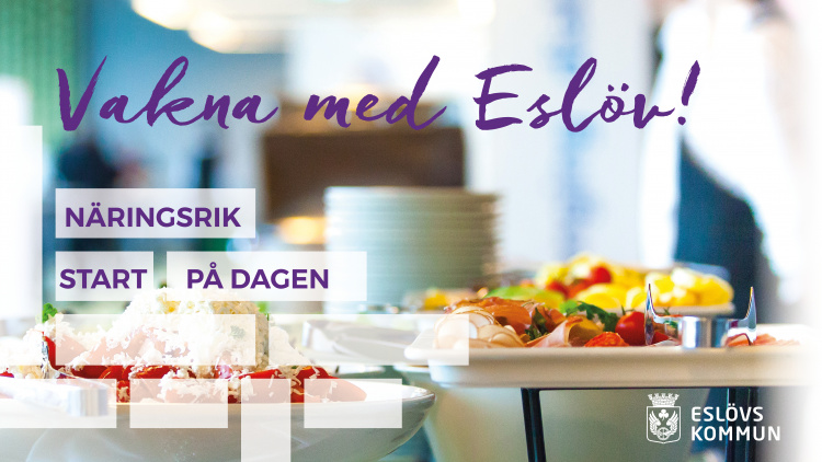 Vakna med Eslöv – digital näringslivsfrukost 15 juni kl. 8–9