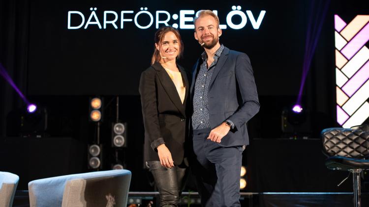 Därför:Eslöv – 24 september