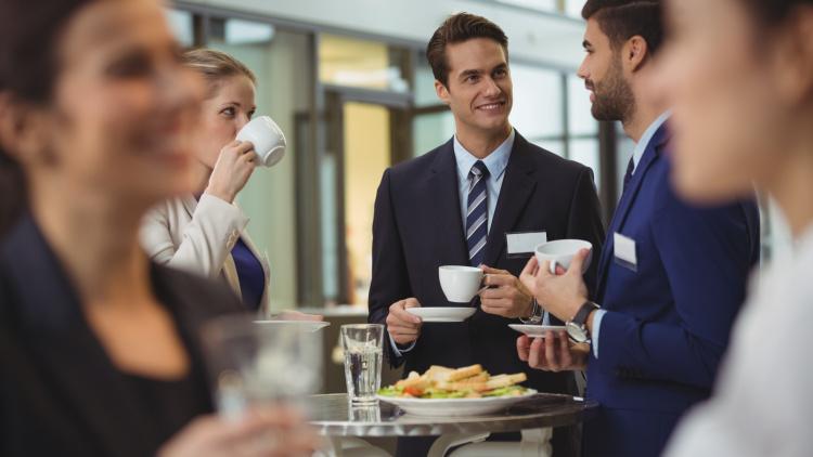 Näringslivsfrukost för företagare 22 oktober